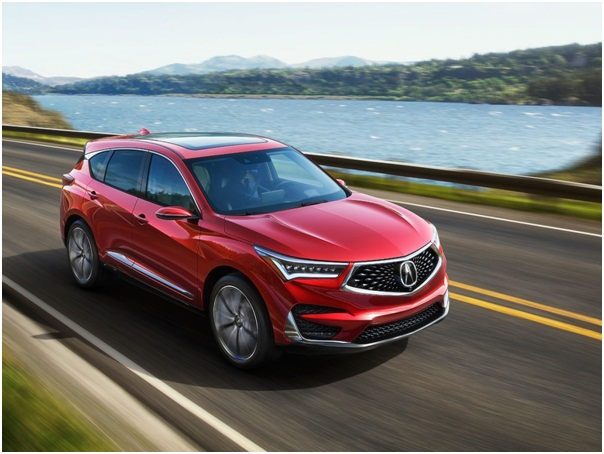 How Good is the 2019 Acura RDX in Road Handling
