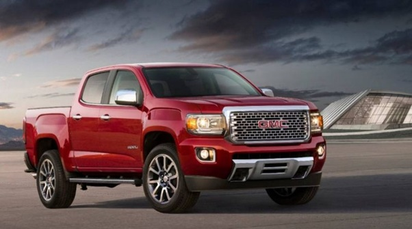 2020 Canyon: The Signature Work Truck from GMC