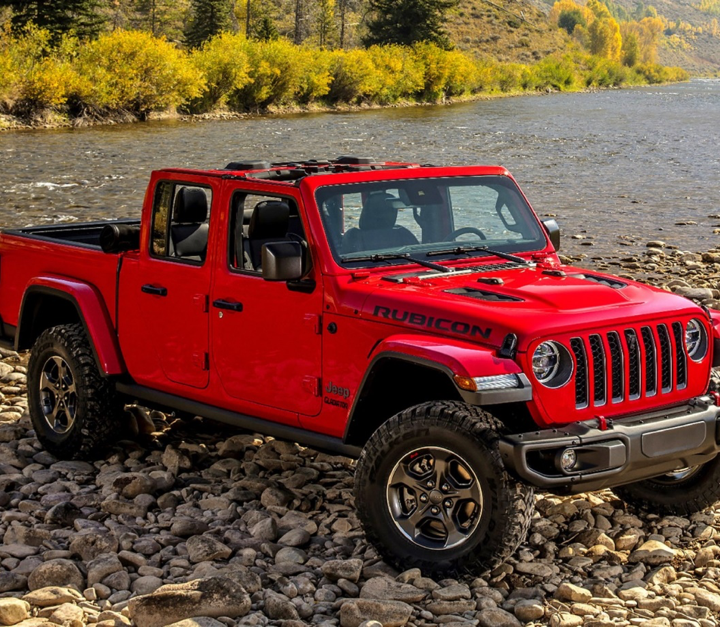 2020 Jeep Gladiator: Noticeable Advancements