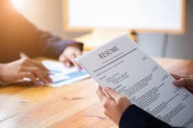 Building A Brief Simple Resume With Resumebuild