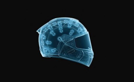 Save head to save your life while riding a motorcycle