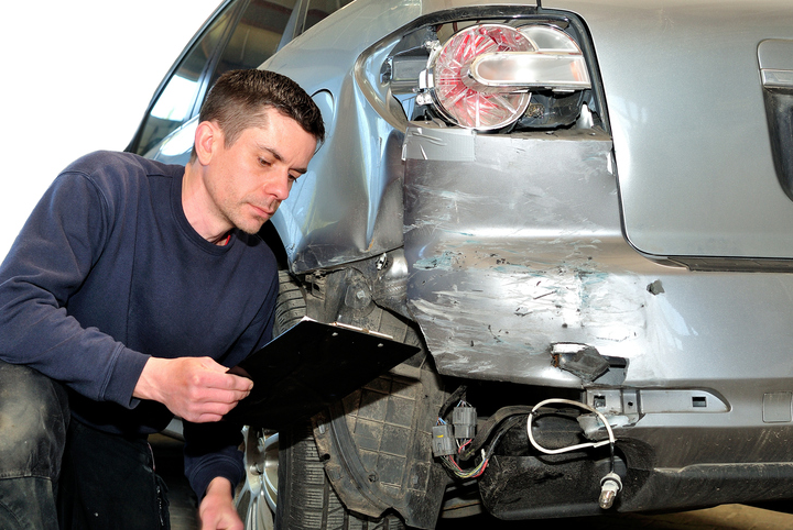 Common Causes of Body Damage on Vehicles